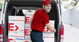 Correos Express repartió más de 59 millones de paquetes durante el año 2018