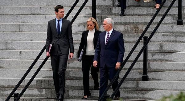 Laparalización del gobierno federalse mantiene/REUTERS/Joshua Roberts