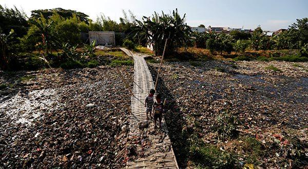 Indonesia contaminación