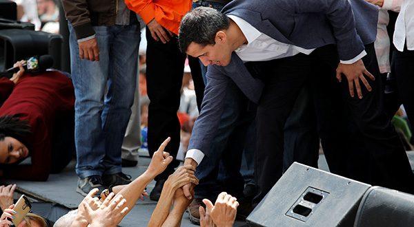 detención Guaidó