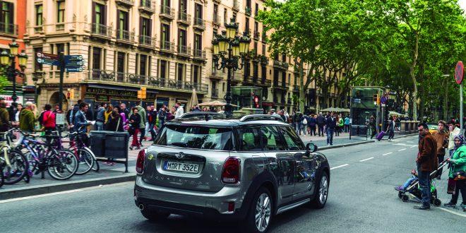 La alternativa de MINI para la movilidad en Madrid Central y en las grandes ciudades