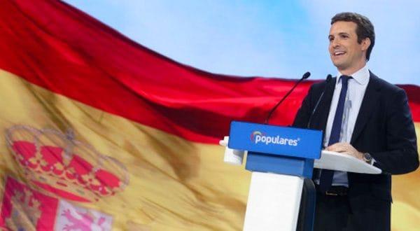 Pablo Casado en su discurso: Somos garantía de prosperidad y de libertad