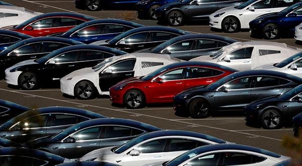 Model 3 Tesla China