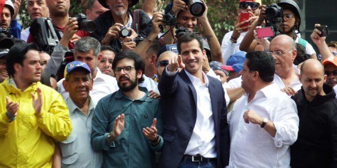 Venezuela despierta, pero Europa se duerme