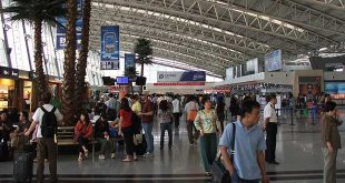 Aeropuerto Internacional de Xian (China). Foto: Kenyh Cevarom