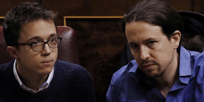 Errejón dice mantenerse como candidato de Podemos, pero Iglesias confirma que competirán en su contra