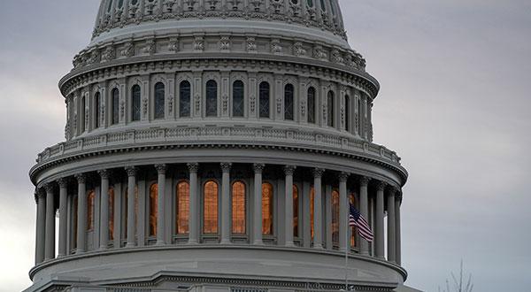 Bajo la cúpula del Capitolio de Estados Unidos se dilucidará un posible acuerdo en torno a las exigencia del mandatario Trump.