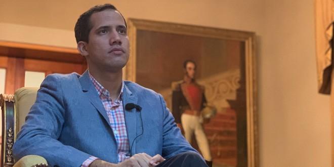 """Guaidó: """"La única salida de Venezuela es por la unión de fuerzas"""""""