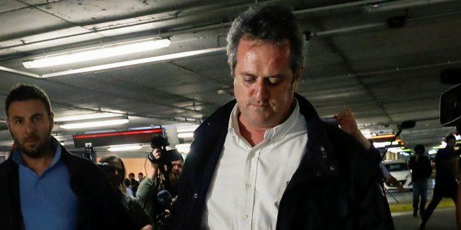 Desde la prisión Joaquim Forn lanza su candidatura a la Alcaldía de Barcelona