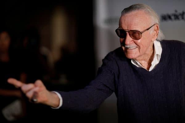 Stan Lee es una gran figura de la cultura pop contemporánea
