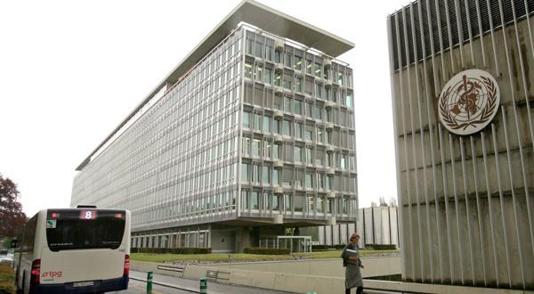 Imagen Archivo - Sede de la OMS en Ginebra