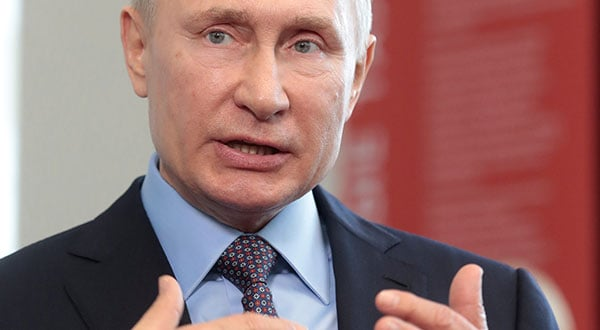 Vladimir Putin reafirmó el acuerdo energético de Rusia con Arabia Saudí.