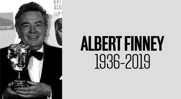 Albert Finney fue nominado 5 veces al Óscar pero nunca lo ganó