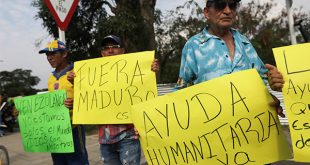 EEUU no forzará ingreso de asistencia humanitaria a Venezuela, según afirmó el enviado especial de Washington, Elliott Abrams