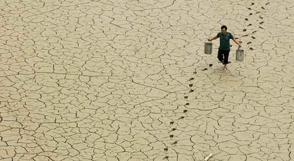 Calentamiento global humanos