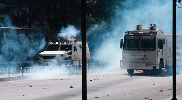 Conflicto en Venezuela