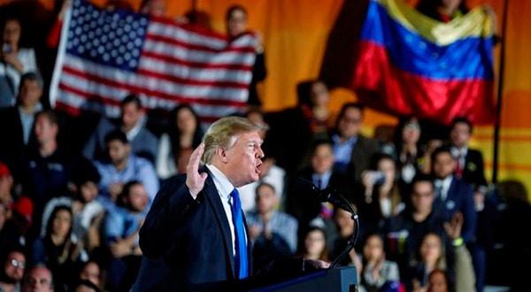 Donald Trump Venezuela