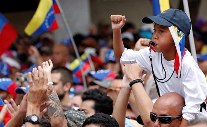 El fin de la dictadura en Venezuela