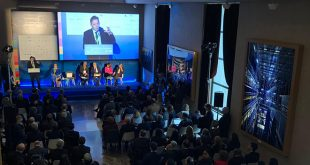 El mundo del derecho reivindica la paz global en Madrid