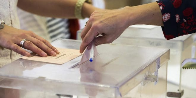 elecciones pop-up