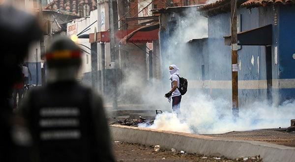 represión Maduro