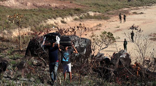 CIDH otorgó medidas cautelares para proteger a etnia Pemón en Venezuela. Los indígenas cayeron por impacto de balas