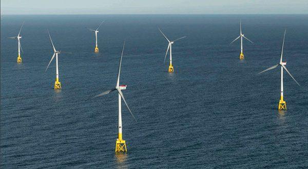 capacidad eólica marina