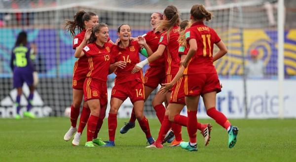 Imagen Archivo - Selección femenina de fútbol Sub-20 (Twitter)