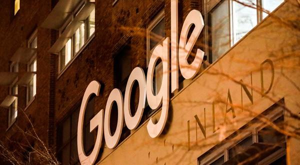 Sede de Google en Manhattan, Nueva York.