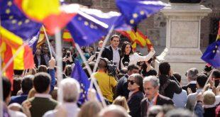 Ines Arrimadas se presenta a la Elecciones Generales