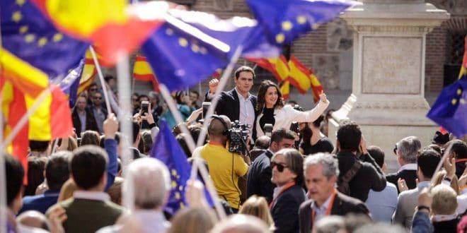 Arrimadas irá a las primarias para encabezar la lista de Ciudadanos por Barcelona