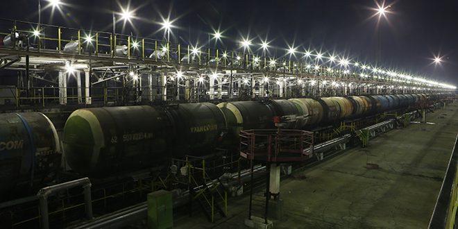 La producción rusa de petróleo cae en enero, pero no cumple con objetivo de pacto global
