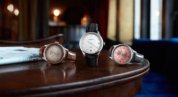 Un espíritu de elegancia sofisticada es la esencia de la línea Montblanc Heritage.