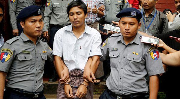 Periodistas condenados en Myanmar recurren ante el Tribunal Supremo, con el fin de que se reviertan los errores de tribunales inferiores