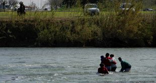 Río Bravo o la última esperanza de llegar a EEUU para los centroamericanos