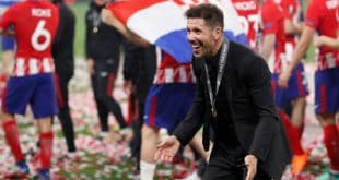 Simeone renovó hasta el 2022
