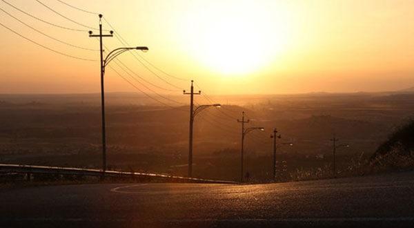 En Iraq se ha llegado a temperaturas más altas de 50º C en los últimos años.