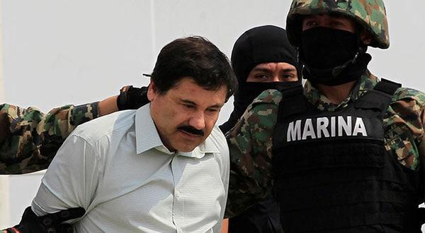 """En junio próximo """"El Chapo"""" Guzmán deberá enfrentar una posible sentencia de cadena perpetua."""