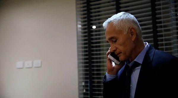 Jorge Ramos denunció que en el Palacio Presidencial en Caracas, a él y sus compañeros de trabajo les despojaron de sus instrumentos de trabajo y equipos de comunicación móvil.