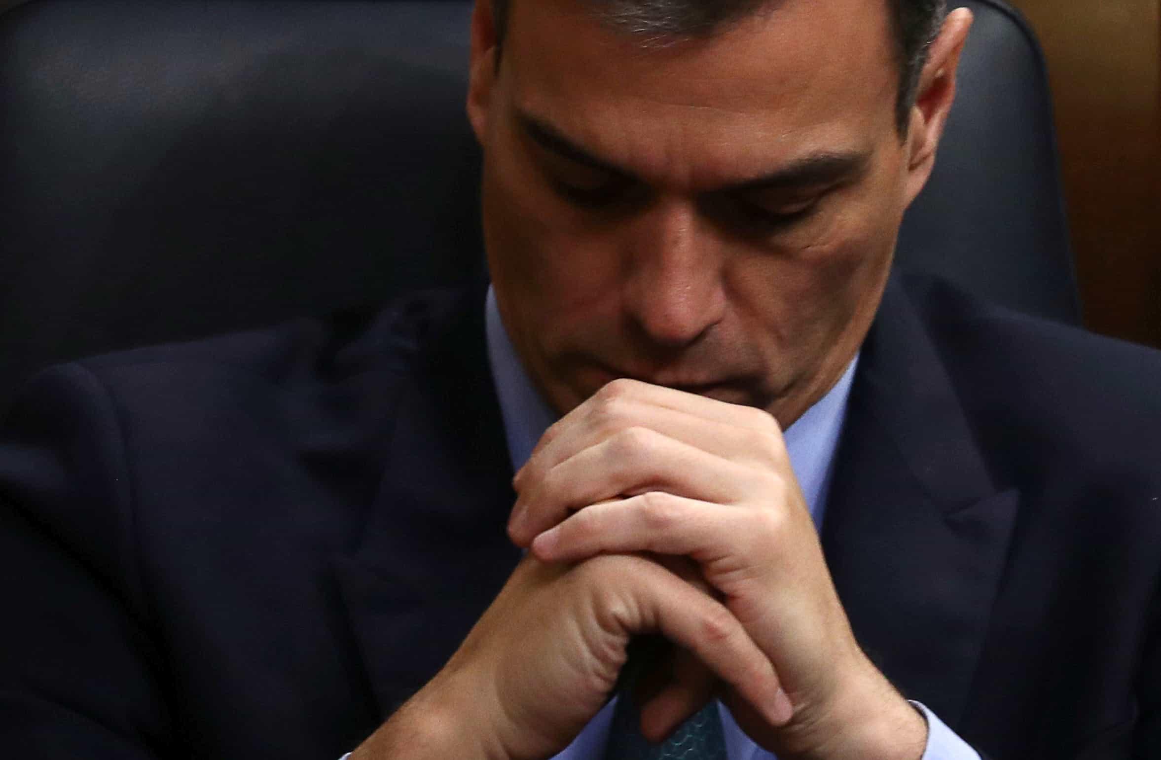 El Gobierno del presidente Pedro Sánchez puede convocar elecciones en cualquier instante.