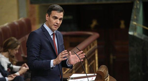 En la práctica, el debate sobre la gestión de los últimos nueve meses del presidente Pedro Sánchez se trastocó en tratar el tema de las elecciones general del 28-A.