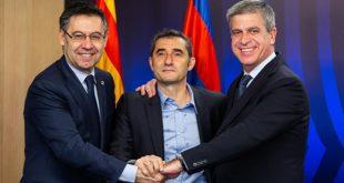 renovación de Ernesto Valverde