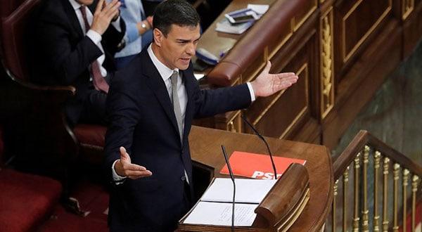 Al presidente Pedro Sánchez corresponderá llamar a la realización de elecciones anticipadas.