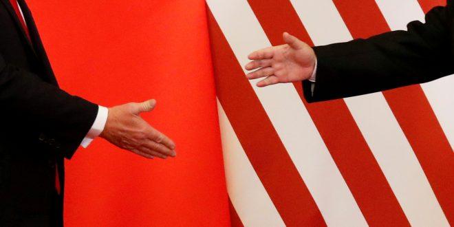 Delegación comercial de EEUU viajará a China a final de marzo