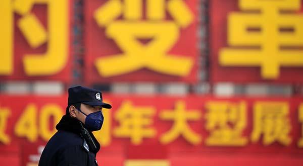 China polución