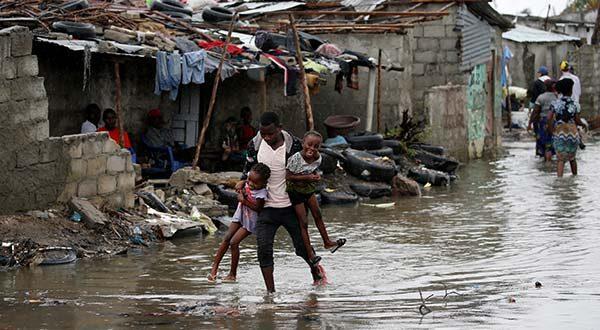 Ciclón sur de África