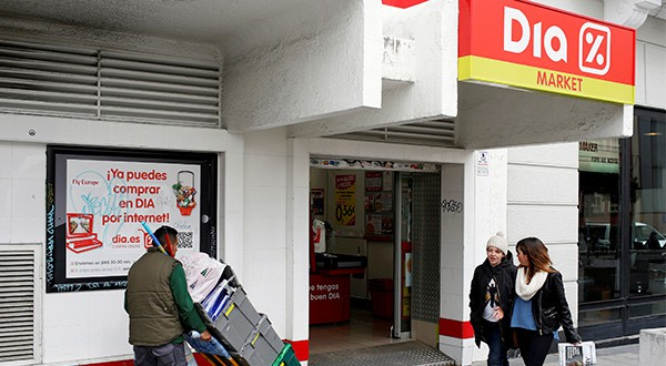 LettertOne toma el control de supermercados DIA