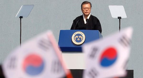 Corea del Sur trabajará por un acuerdo de desnuclearización. Esa es la meta del presidente Moon Jae-in, luego de la cumbre de Hanoi