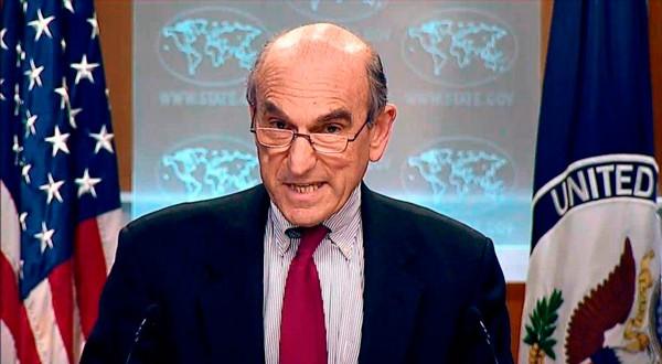 Elliott Abrams, enviado especial para Venezuela, anunció parte de las sanciones.