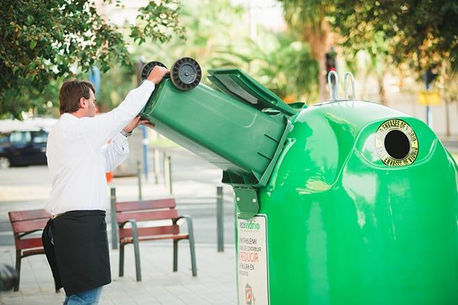 El año pasado se reciclaron 893.989 toneladas de residuos de envases de vidrio El reciclaje de envases de vidrio crece un 9% en 2018